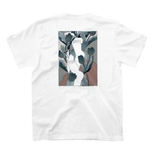 森優のかさねがさねもつれ T-shirts