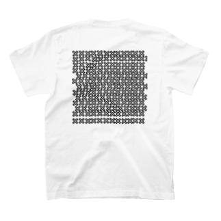 めっちゃバツ T-shirts