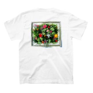 緋牡丹たち T-shirts
