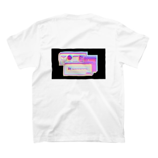 グリッチT T-shirts