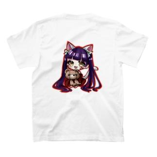 くまなネコ T-shirts