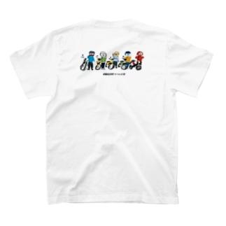おばさんツーリング部 Tシャツ T-shirts