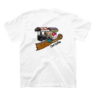 ぴえんカエル🐸💦(adult) T-shirts