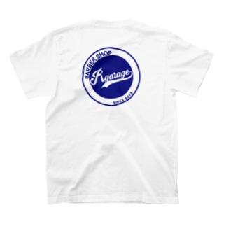 Rgarage og logo T-Shirt