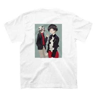 COW GIRLS T-shirt T-shirts