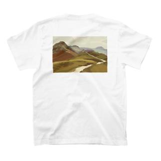 キャットベルズ イギリスの自然 T-shirts