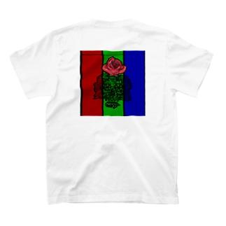 ガイコツっぽい〜 T-shirts