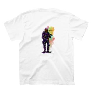 喫煙者向け T-shirts