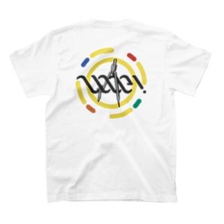 wade!バックプリントTシャツ T-shirts
