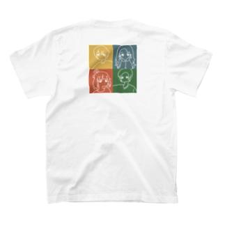 気だるげ四銃士 T-shirts