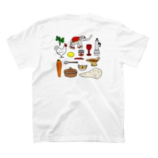 本場のカレー T-shirts
