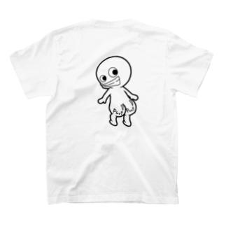 プリケツ君 T-shirts