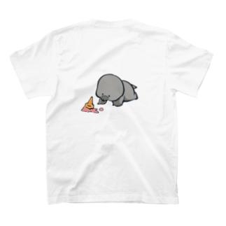 アイスを落としちゃったもぐらちゃん T-Shirt