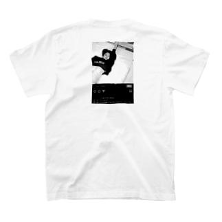 僕の欠伸 T-shirts
