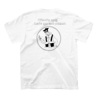第2弾 浮世絵×維駒 original item T-shirts