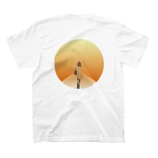 夕焼け小焼け T-shirts
