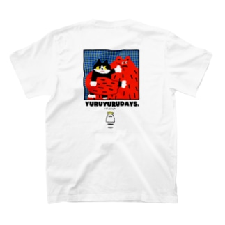 cat punch punch T-shirts