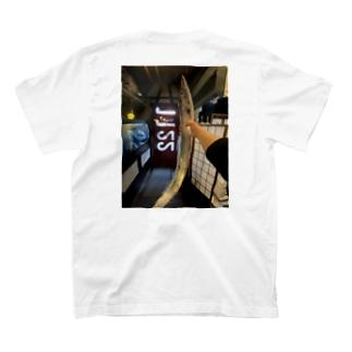 タチウオの泳ぎ方 T-Shirt