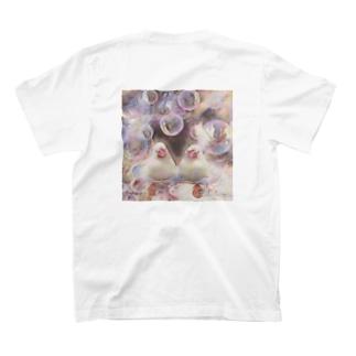 もちぶんスケボーのるより寛ぎ T-shirts