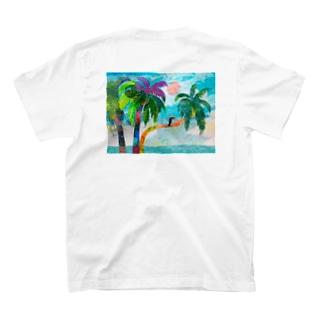 ココナッツツリー T-shirts