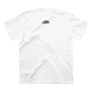 ツチノコ犬とリップちゃん。 T-Shirt