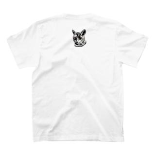 グラフィカルごま5 T-shirts