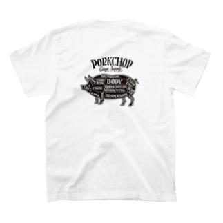 豚さん T-shirts