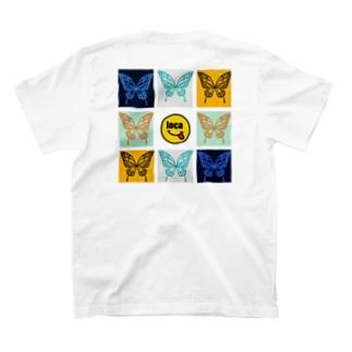バタフライTシャツ T-Shirt
