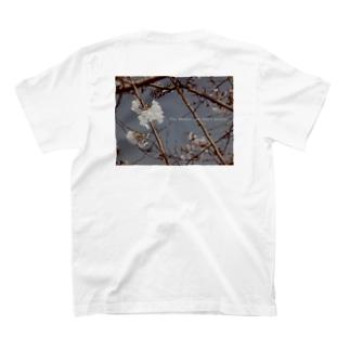 桜 : いつか君に会いたい。 T-shirts
