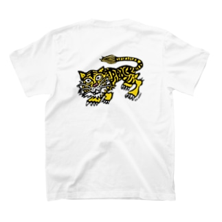 虎っぴー T-shirts