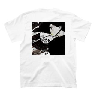 モノクロ時計 T-shirts
