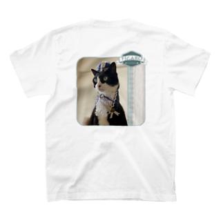 3月figaroくんTシャツ T-shirts