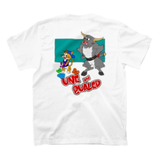 アニとクォード T-shirts