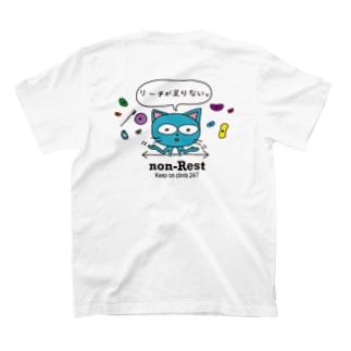 リーチが足りない。 ボルダリング T-shirts