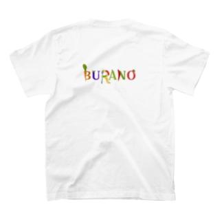 BURANOロゴシリーズ T-shirts