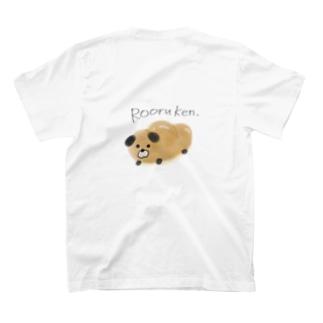 ロール犬 T-shirts