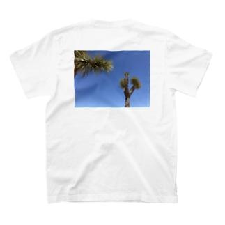 ジョシュアツリー T-shirts