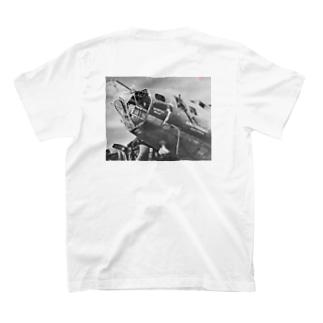 ノーズアートシリーズ第二弾実機編 T-shirts