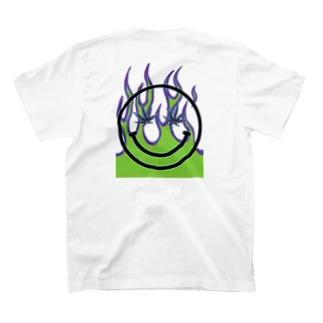 ファイヤース麻イル T-Shirt