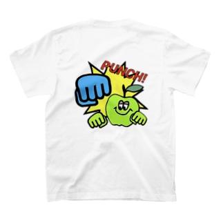 アオリンゴパンチ  🍏👊🏻 T-shirts