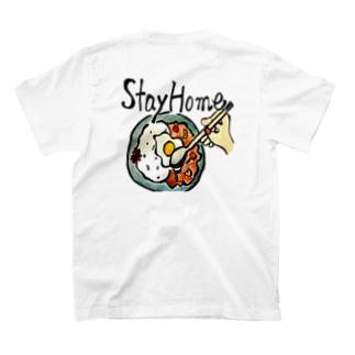 stayhome Tシャツ☺︎ T-shirts