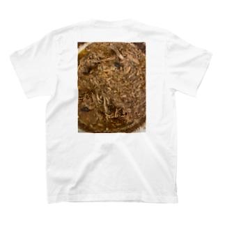 【パキスタン式】無水チキンカレー T-shirts