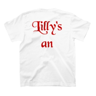Lilly's an T-shirts