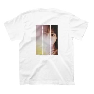 顔面Tシャツ(背面) T-shirts