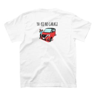 やーこのガレージ T-shirts