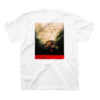 マクベス前面ロゴ背面デザイン(Macbeth) T-shirts