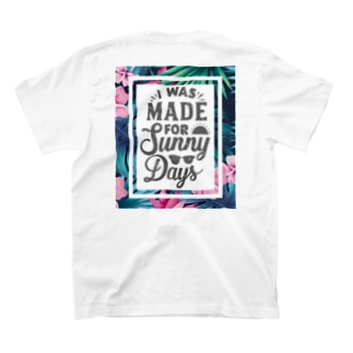 夏用 T-Shirt