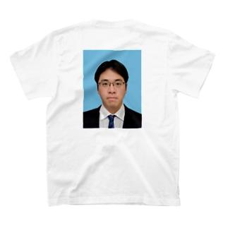 髙橋です。デカシンプル T-shirts