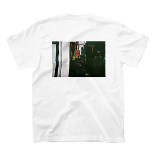 台湾の夜Tシャツ T-shirts