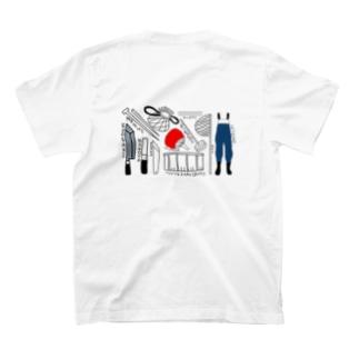 うなぎの達人 T-shirts
